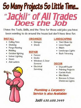 """Jackii"" of All Trades"