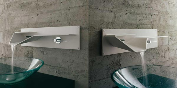 Ultra Modern Bathroom Faucets