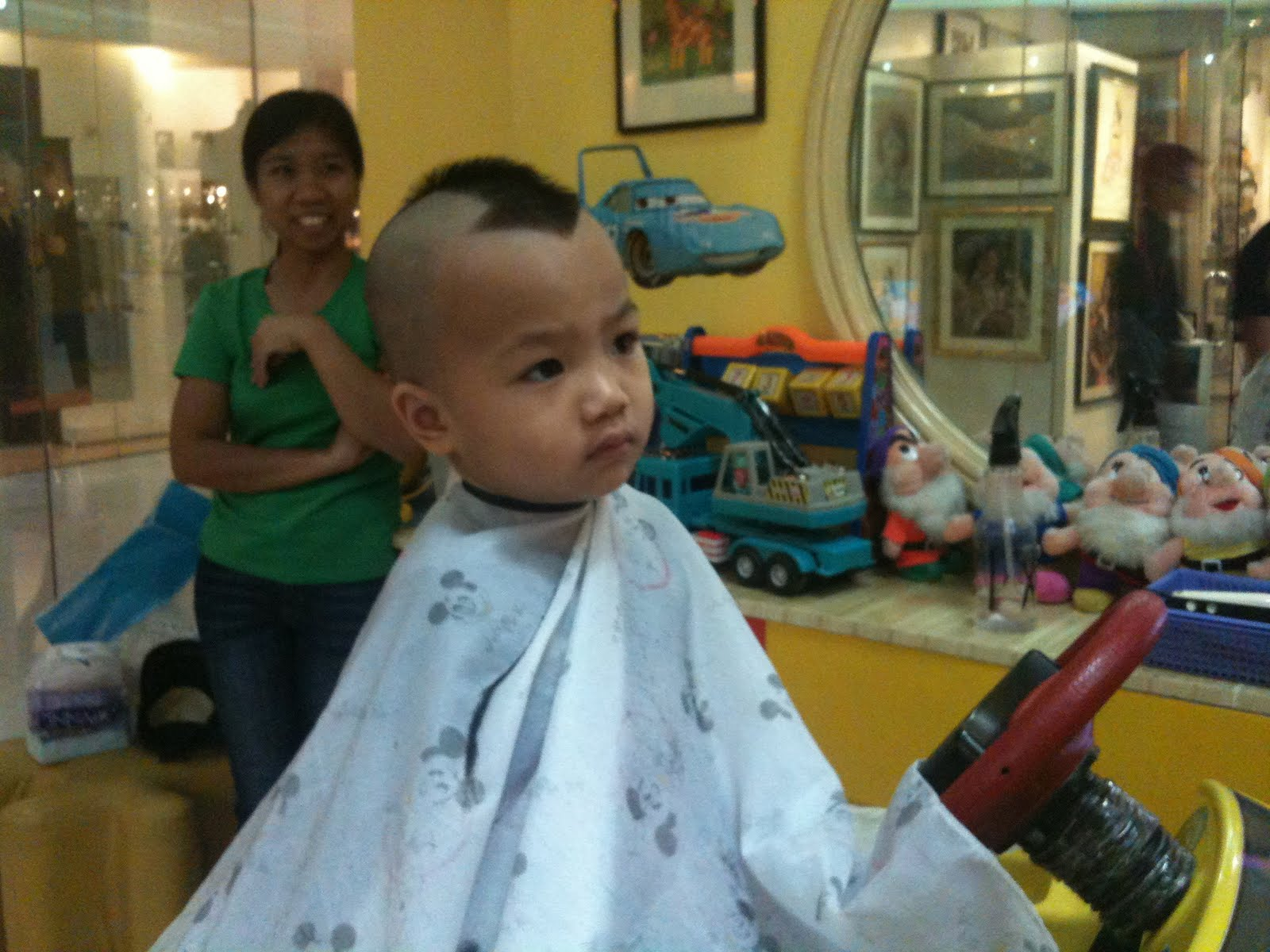 Brommel Skinhead After The First Haircut