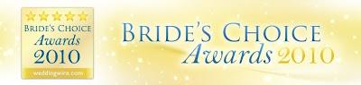 2010 Bride's Choice Award