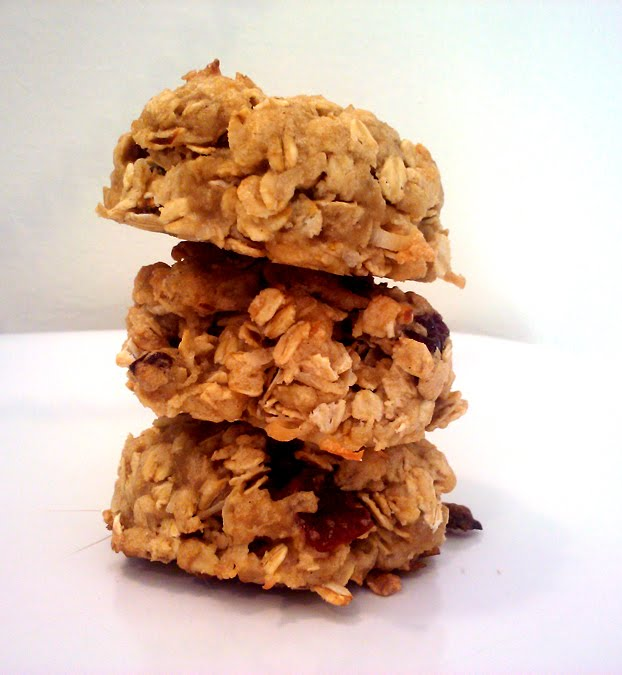 Profound Hatred of Meat: Chewy Cherry Oatmeal Cookies