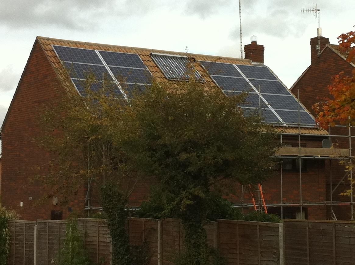 House Building Progress In Rushcliffe