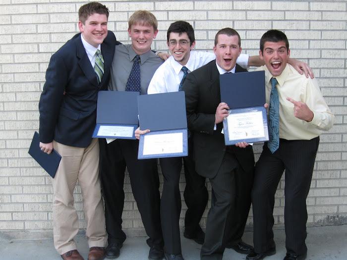 Seminary Graduation