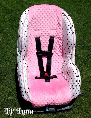 Preview This Free Sewing Pattern: Tutorial: Car Seat Cover