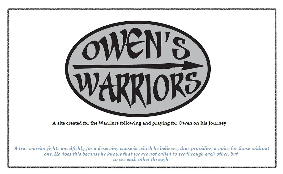 Owen's Warriors