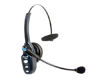 BlueParrott® Bluetooth headset