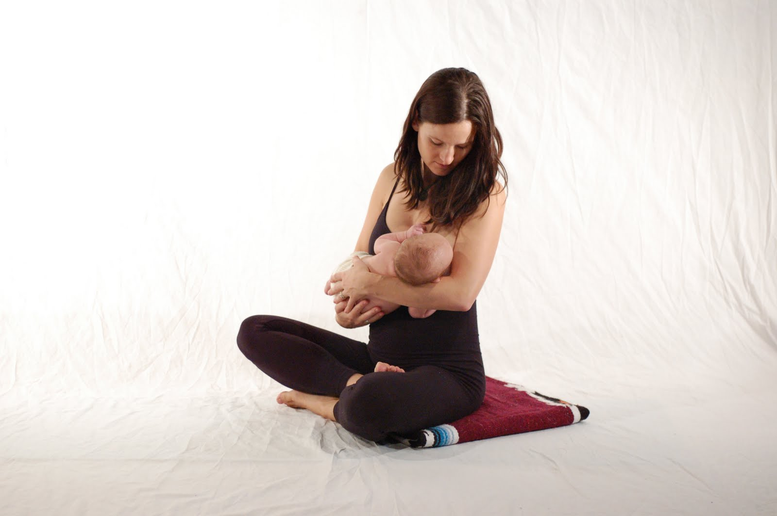 Breastfeeding 7 Reasons Why You Need Yoga More Than Ever
