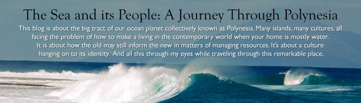 The Sea and its People: A Journey Through Polynesia