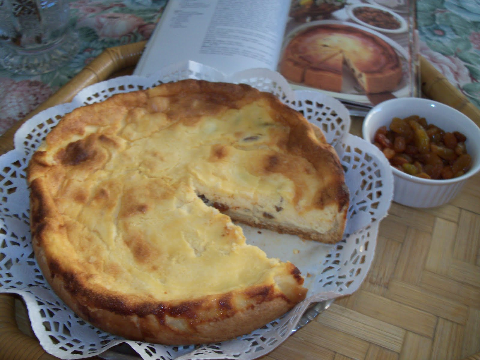 Ricetta torta di ricotta tedesca