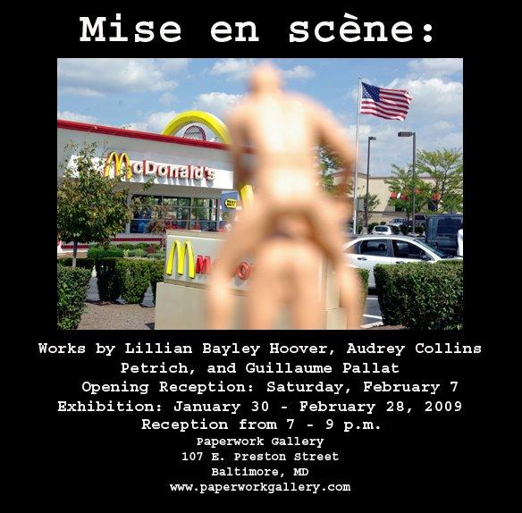 for Mise en scene photo