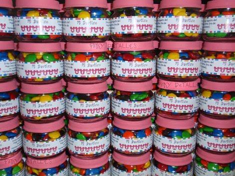 Como decorar los frascos de gerber - Imagui