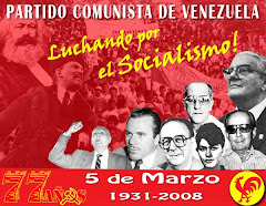 80  ANIVERSARIO DEL PARTIDO COMUNISTA DE VENEZUELA