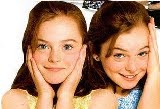 Molly y Lucy Weasly.