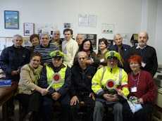 """Pensionati e volontari romeni """"a lezione"""" all'Auser di Pedrengo"""