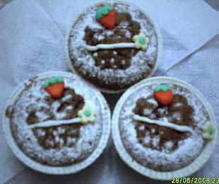 Çikolatalı Muffinler