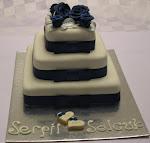 Serpil Hanım'ın Nişan Pastası