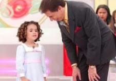 Menina Apresentadora de 7 anos / Maísa