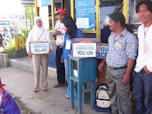 Pengumpulan Dana Bantuan Kemanusiaan Tsunami Aceh Desember 2005