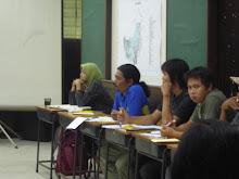 Workshop dilaksanakan oleh JATAM KALTIM di Samarinda th 2008