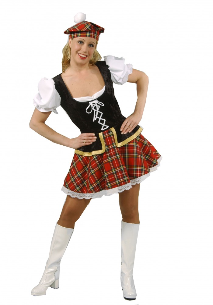 tuesday 18 january 2011 - Scottish Girl Halloween Costume