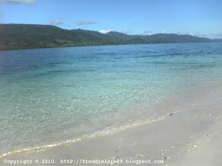Pujada Island