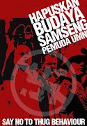 Hapuskan Pemuda Umno!