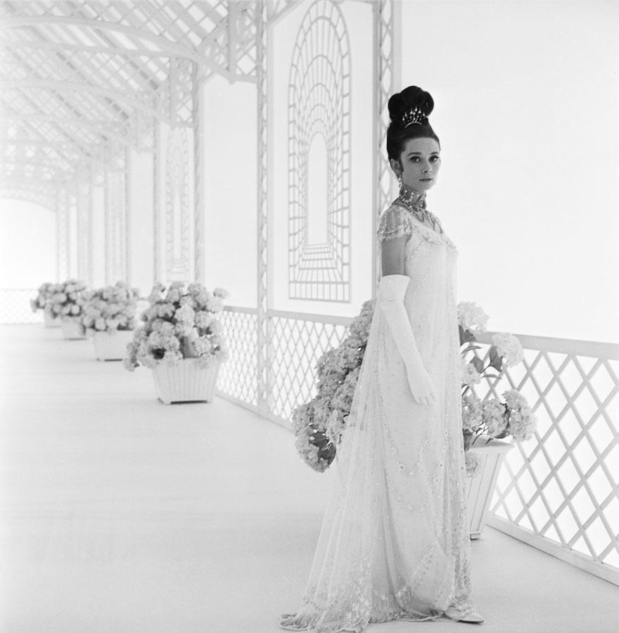 Audrey Hepburn Wedding Dress Wedding Plan Ideas