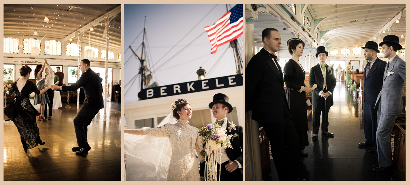Enchanted Serenity Of Period Films An Edwardian Themed Wedding