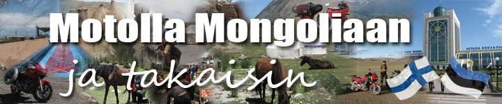 Motolla Mongoliaan