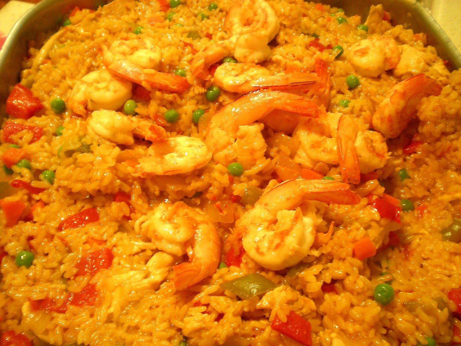 Chicken Paella Recipes — Dishmaps