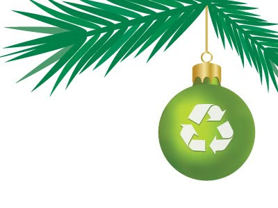 green christmas, eco-friendly christmas, how to have an eco-friendly christmas, recycle at christmas
