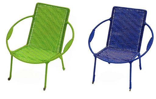 recycled chair, kids chair, kids outdoor chair, patio chair for kids, recycled chair for kids
