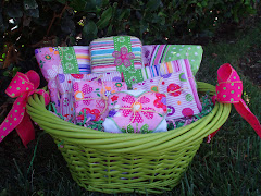 Summer Bloom Basket