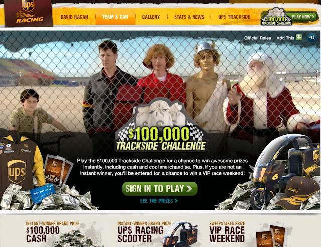 www.racing.ups.com - UPS Racing Store