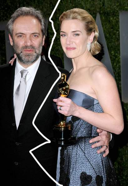 Kate Winslet and Husband Sam Mendes split