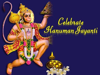 Hanuman Jayanti 2010 SMS, Wishes &amp; Photos