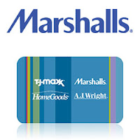 Marshalls clothing store job application