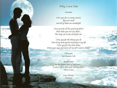 You can send these cute love poems, which are simply perfect to be expressed