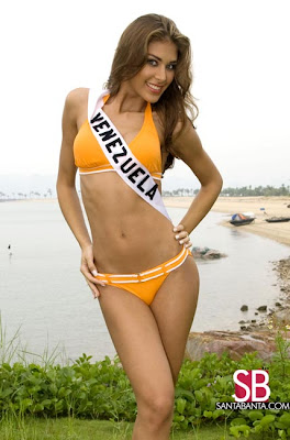 Diana Mendoza Miss Universe Photos