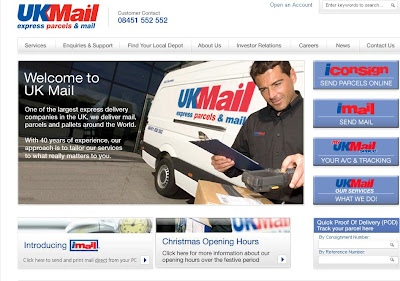 Uk Mail Tracking Number - www.ukmail.biz