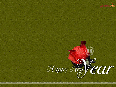 New Year 2010 Wallpaper