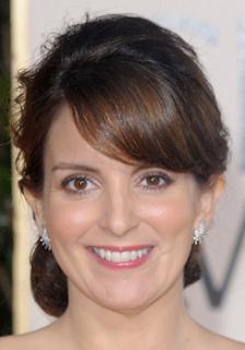 Tina Fey, Golden Globes, 2010