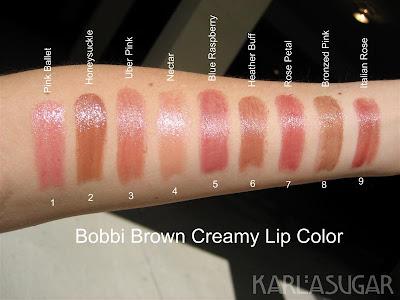 Bobbi Brown Creamy Lip Color Pale Petal