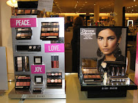 Bobbi Brown, Holiday, Chrome, display