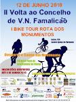 II Volta ao Concelho V.N. Famalicão - I Bike Tour Rota dos Monumentos