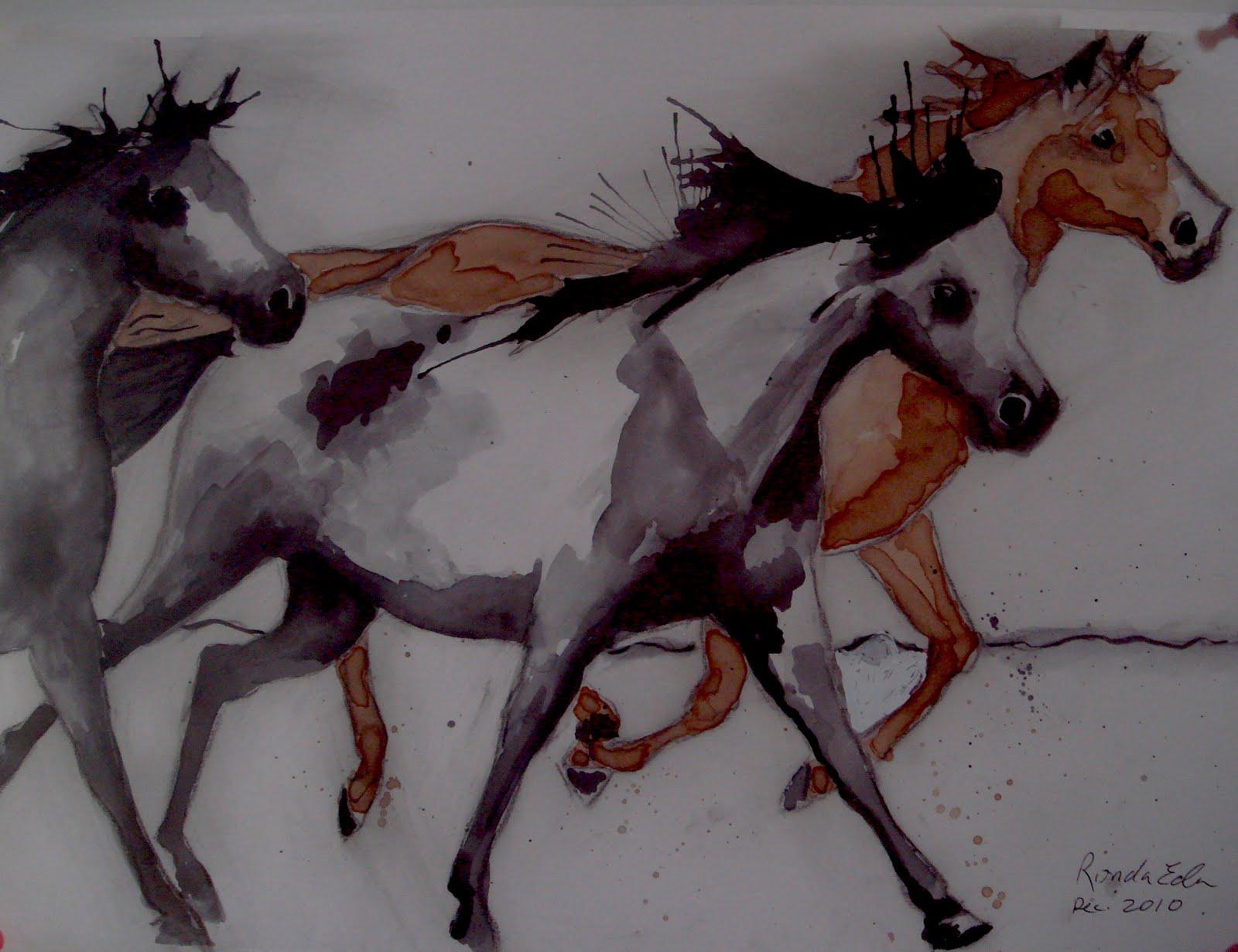 Cool   Wallpaper Horse Watercolor - DSC02498  HD_85837.JPG
