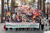 Manifiesto XXV Marcha a Rota (Puerto de Santa Mara-Rota 7 de Noviembre de 2010)