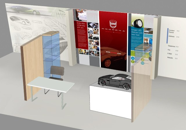 Exhibition Booth Layout : Exhibition booth design sherina fauzi