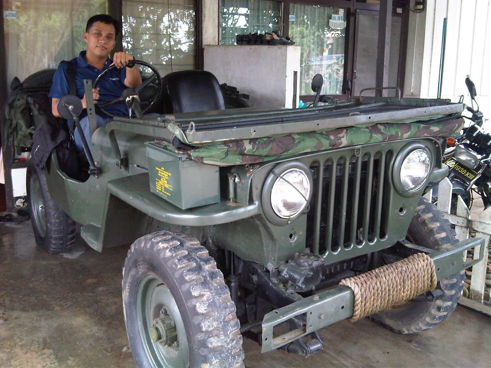 Spesifikasi Jeep Willys | Black Hairstyle and Haircuts