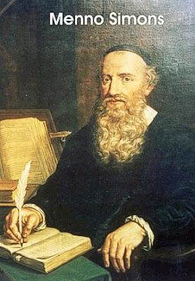 Menno Simons   Reformation 500